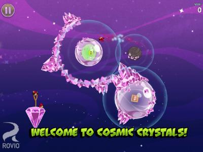 Angry Birds 4: Space Screenshot 1