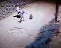Vídeo: câmera de segurança flagra cabo da PM sendo executado