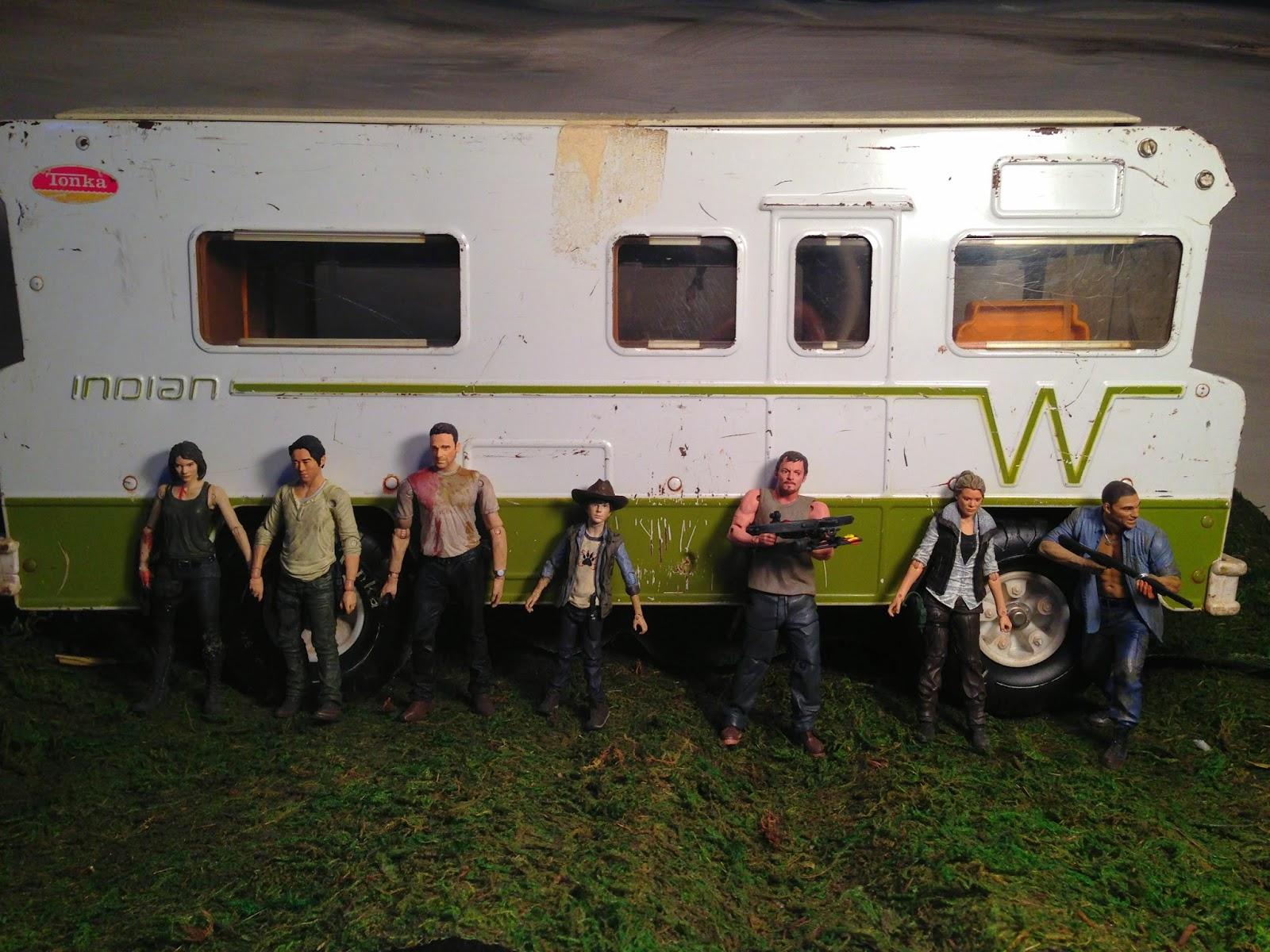 G I Jigsaw Walking Dead Rv