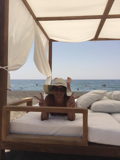plage crète ostria beach ierapetra