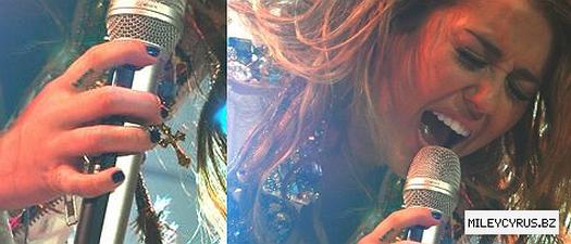 Miley Cyrus  Tatuaje  quot Karma quot Miley Cyrus Karma Tattoo