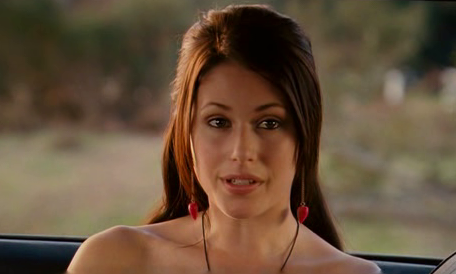 Amanda Crew Emo Style Photo Collection
