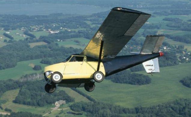 Dos Flying Car Race Metaverse