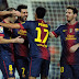 Ajax vs Barcelona EN VIVO - Champions League 2013 online