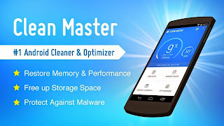 Free Download Clean Master (Cleaner) .APK Full 2015