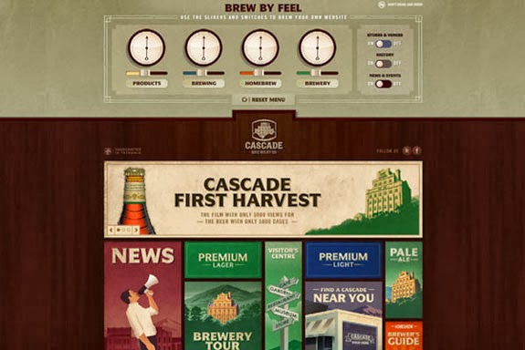 Cascade Brewery Co