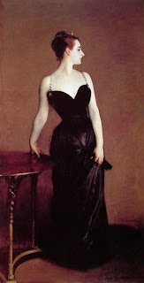 Portrait of Madame X - John Singer