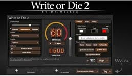 """Escribe o muere"" 