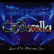 Cinderella Live At The Mohegan Sun en vinilo