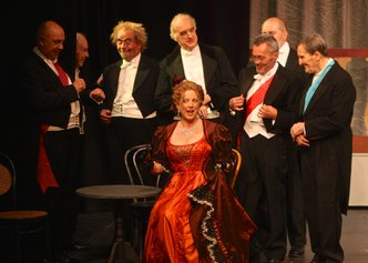 Our Oct 2016 Production: The Merry Widow