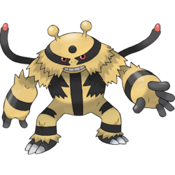 Pokemon - Electabuzz Part II