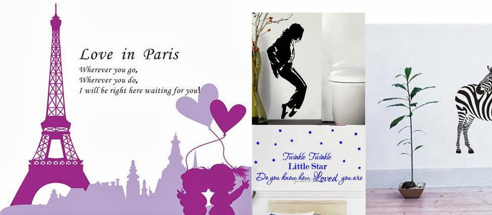 nice wall stickers blog