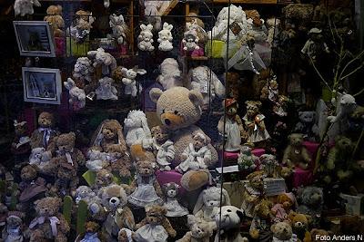 nallar, teddybjörnar