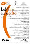 Le mani e l'Ascolto - XVII edizione