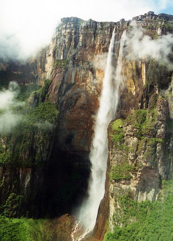 1001archives World Highest Waterfall