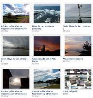 Fotografías publicadas... y álbumes inéditos. Para verlo, haz clic sobre la imagen: