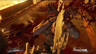 e3 2015 Doom 4 chainsaw