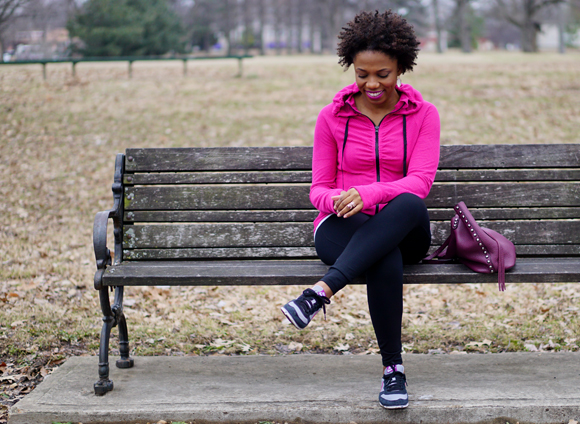 Athleisure: Hitting the Streets in My Gym Clothing