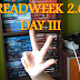 ReadWeek 2.0 Day 3