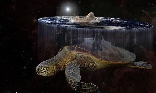 the earth on turtle back and The world on a turtle's back the earth is created as the soil is piled on the back of a great sea tortoise that continues to grow until it is.