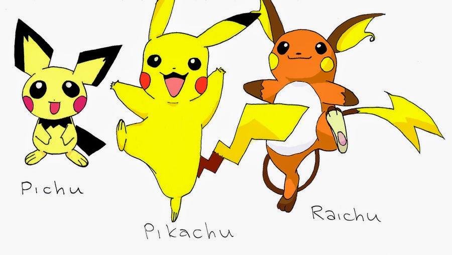 PokeWeb: Pikachu #025 PokeLearning
