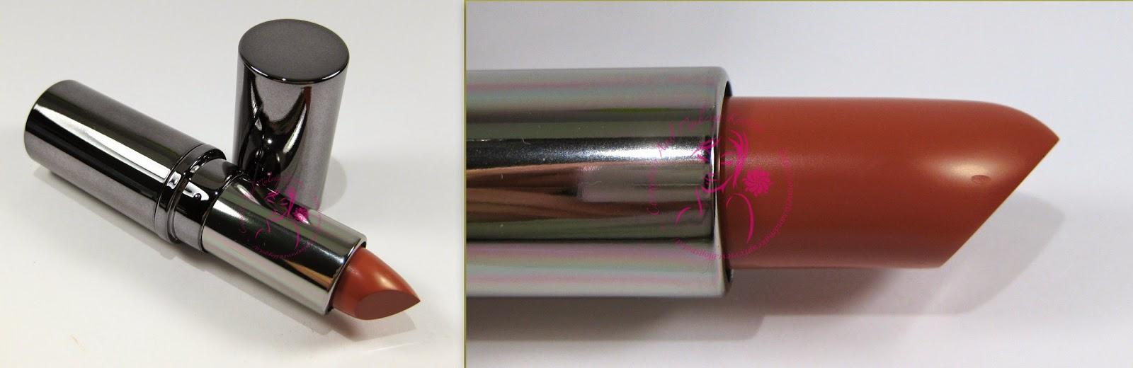 Labo Make-Up - Fashion Treatment Long Lasting Lipstick n° 01 - Amber - descrizione aperto