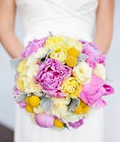 Hoa cưới kiểu tròn 3