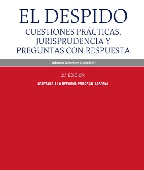 EL DESPIDO, CUESTIONES PRÁCTICAS
