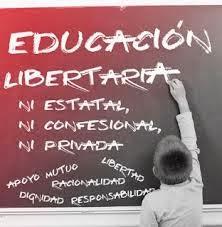 Por una pedagogía libertaria