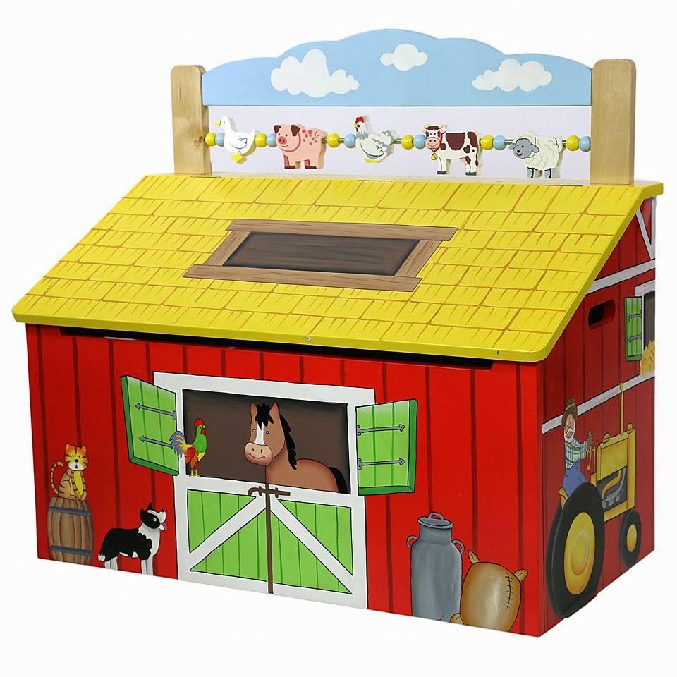 Farm Themed Furniture For Kids