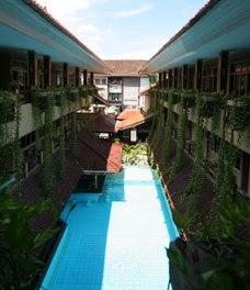 Hotel Karthi Kuta Bali