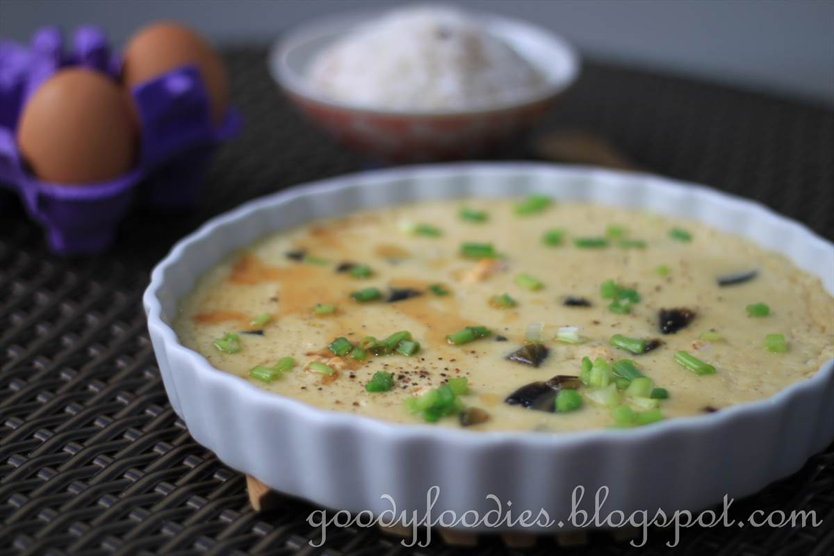 Goodyfoodies recipe three colour chinese steamed egg goodyfoodies forumfinder Image collections