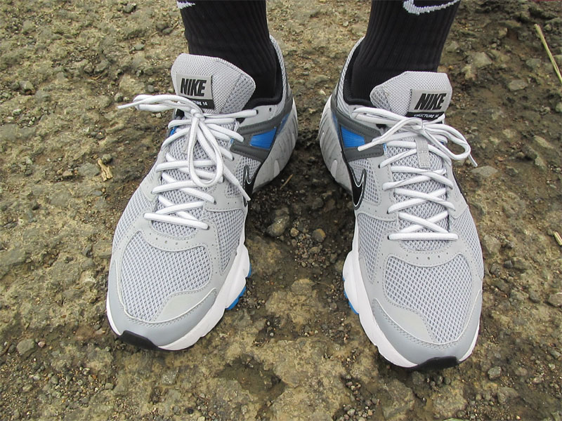 Marek Bialoglowy's Blog: New trail running shoes - Nike Zoom Structure  Triax+ 14