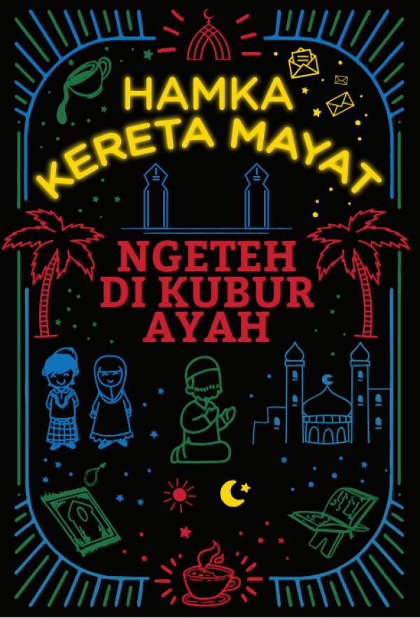 BUKU BARU! RM20- NGETEH DI KUBUR AYAH