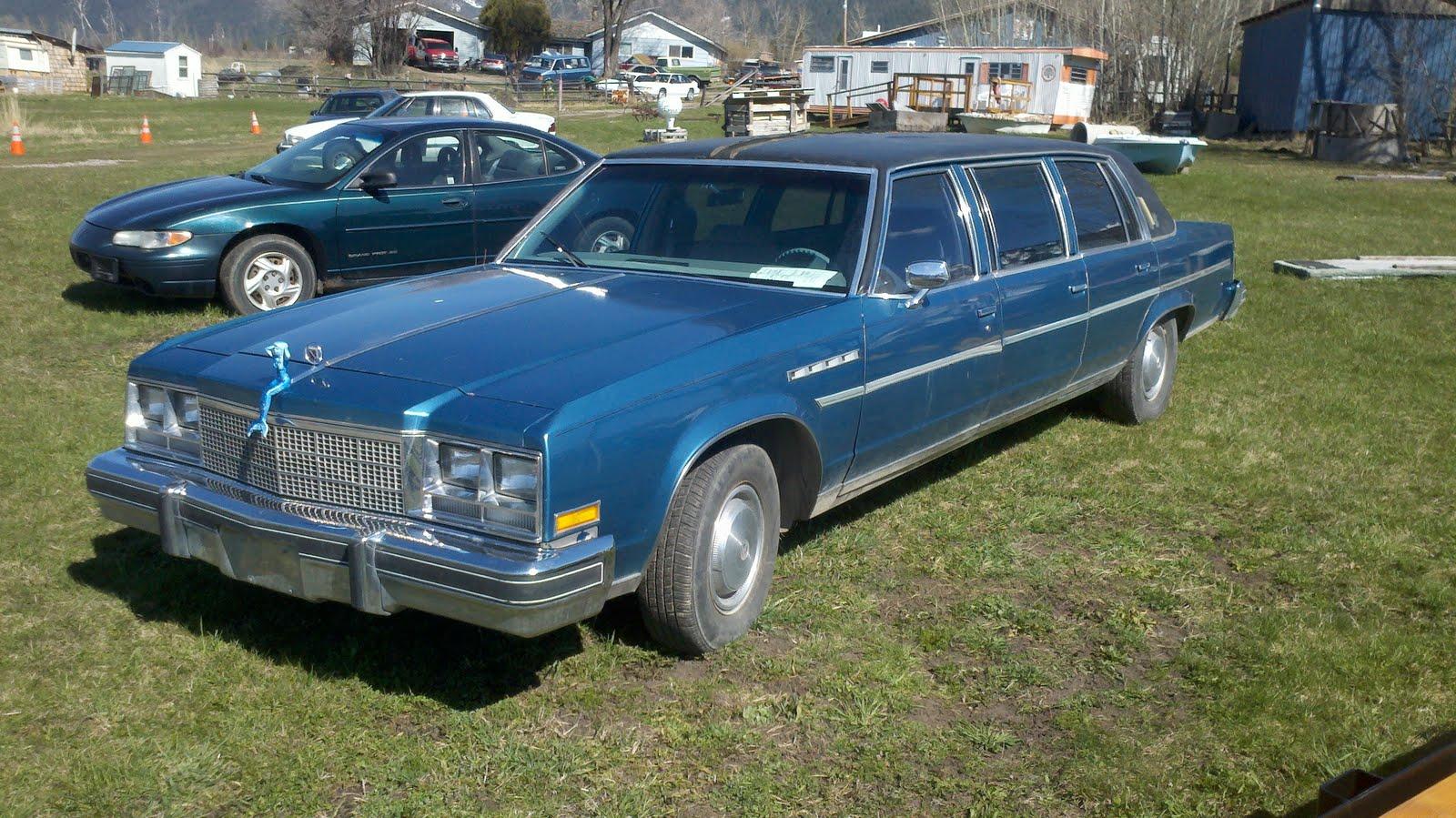 cars for sale at orangemt   1978 buick electra limousine six door