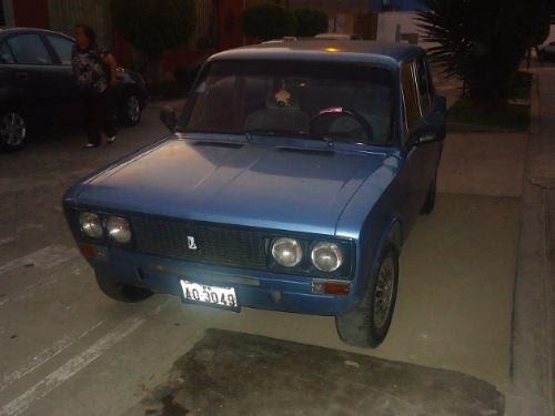 Autos Usados Per U00fa  Lada 2106
