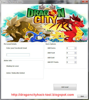 Dragon City Hack Tool & Cheats Free Download
