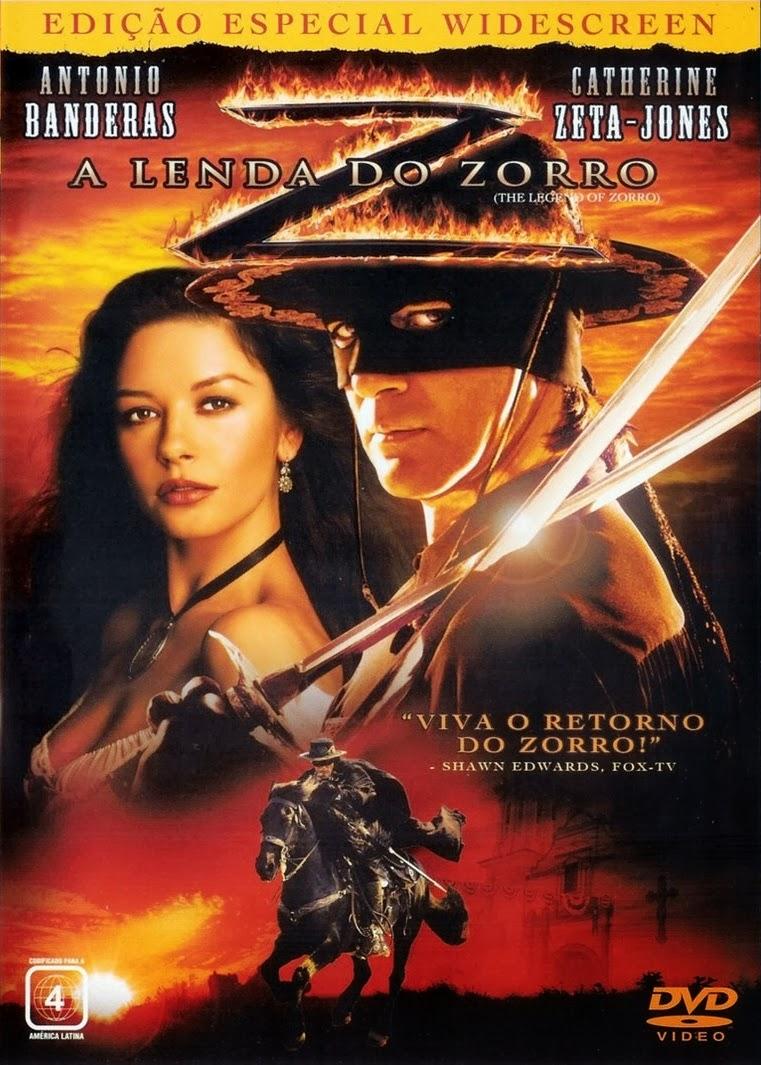 A Lenda do Zorro – Dublado (2005)