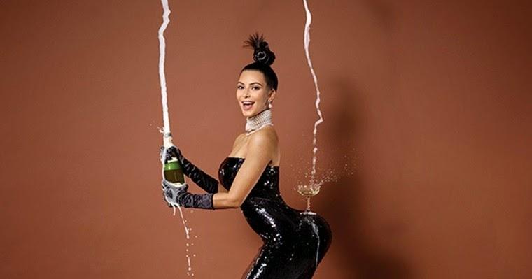 Special case.. Kim kardashian w cover excellent idea
