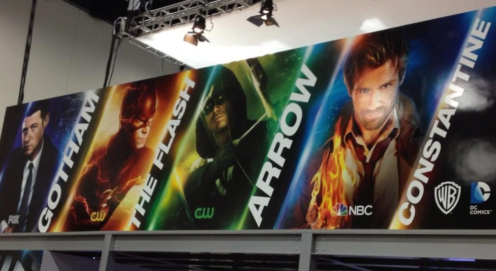 Comic-Con 2014 - Posters, Key Art and Photos - Various Shows - Preview Night