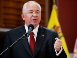 Ramírez: Venezuela está preparada para enfrentar caída del precio del petróleo