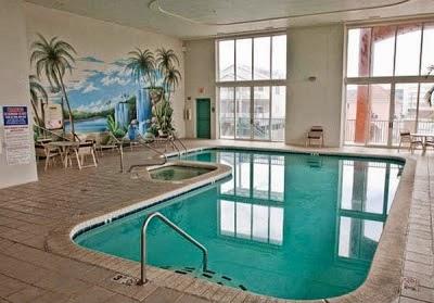 desain kolam renang indoor minimalis mewah terbaru 2014