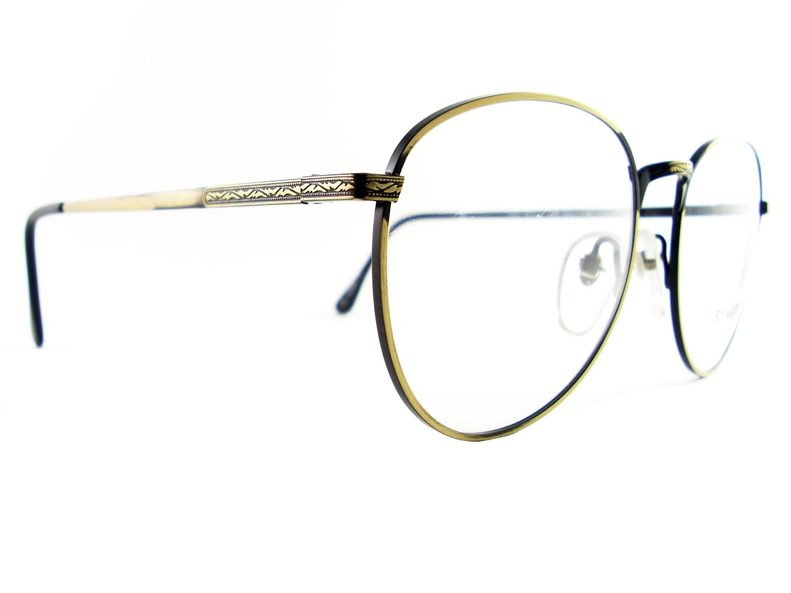 Old Gold Glasses Frames : Vintage Eyeglasses Frames Eyewear Sunglasses 50S: Vintage ...