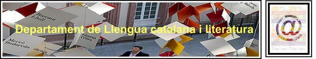 Departament de Llengua catalana i Literatura
