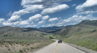 Near Continental Divide