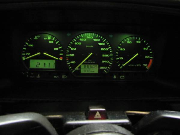 Low Miles 1991 VW Corrado G60 Supercharger