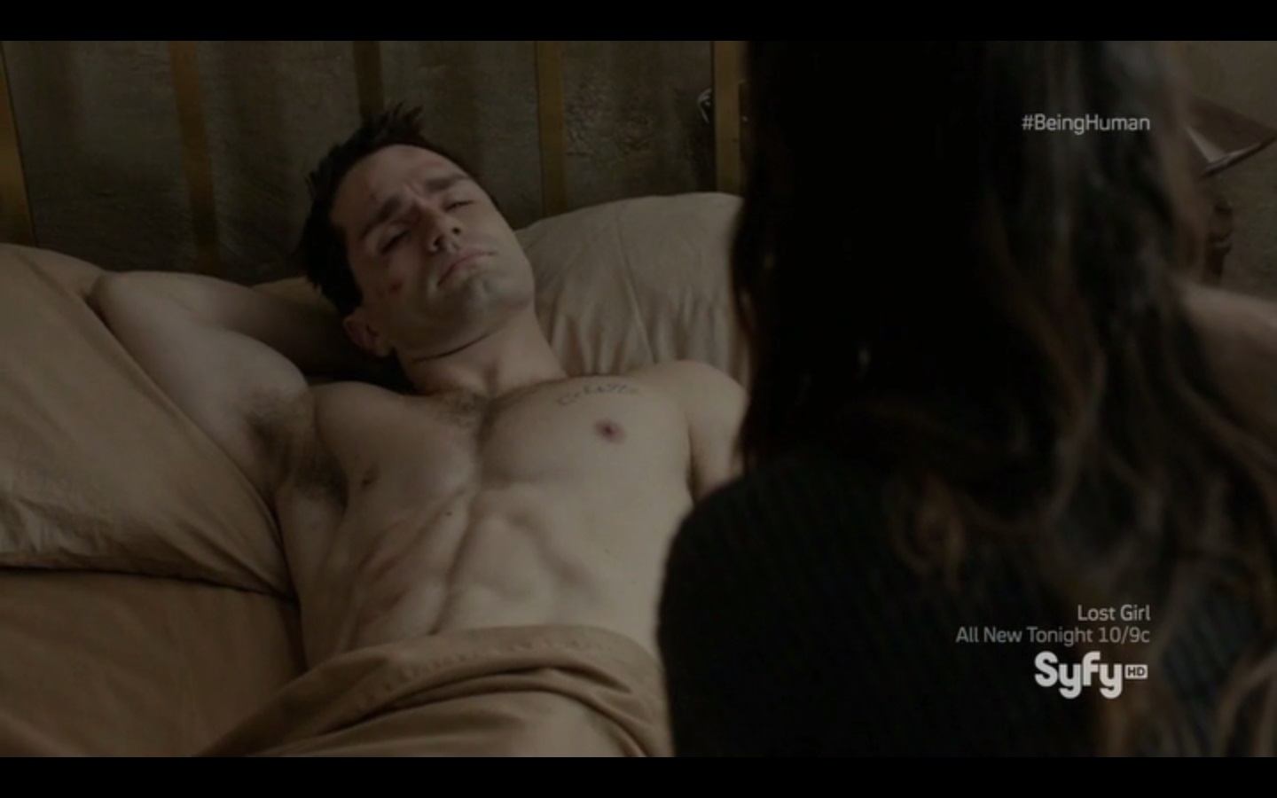sam witwer naked
