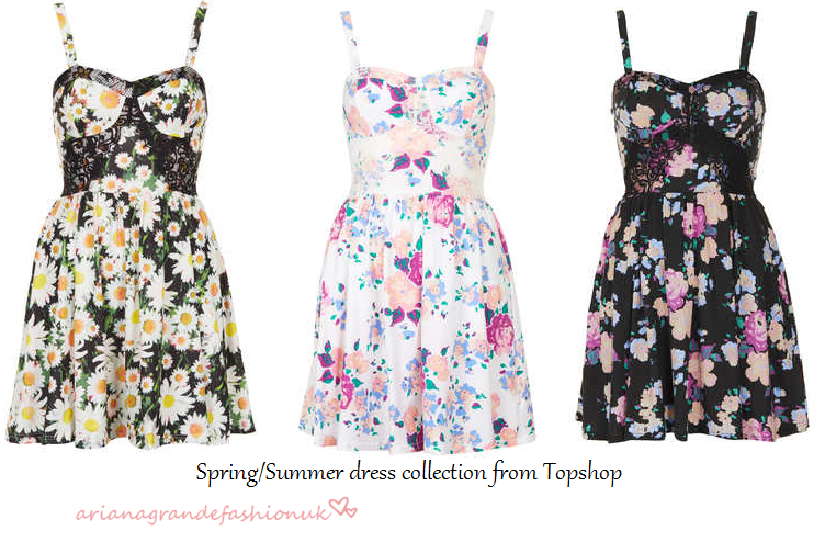Ariana Grande Fashion : Summer/Spring dress collection from ...
