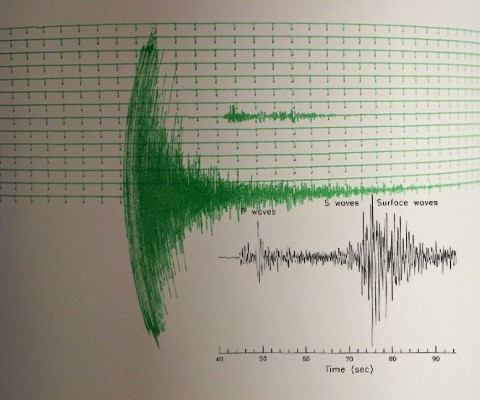 6 Strange Anomalies With The Virginia Earthquake nuclear detonation seismograph 082311