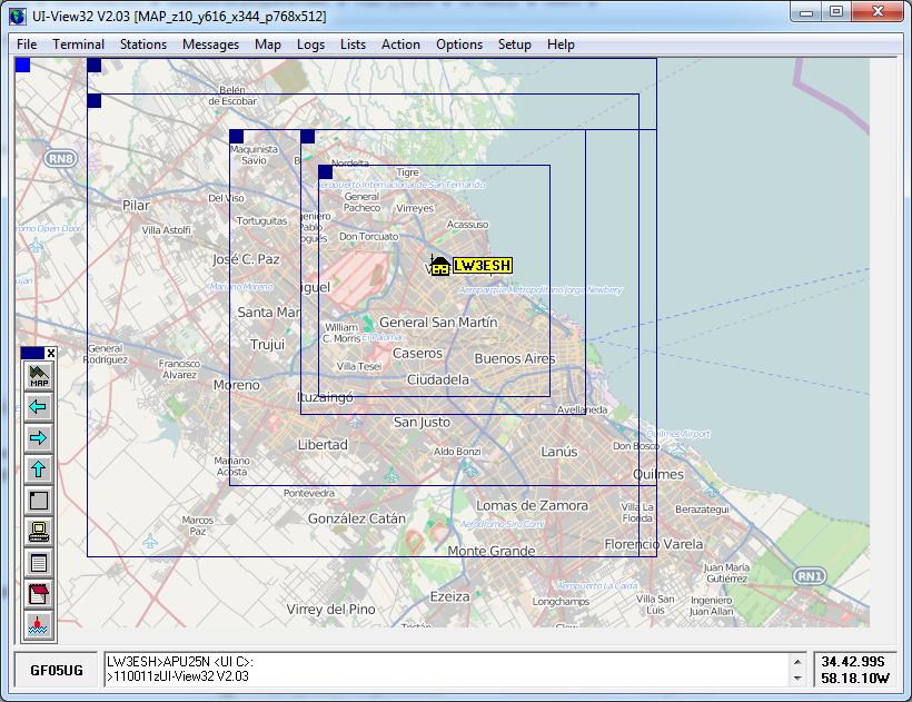 Mejorando los mapas de UI-View32